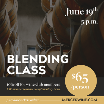 Wine Blending Class-June