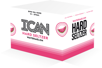 Watermelon Seltzer 12 Pack