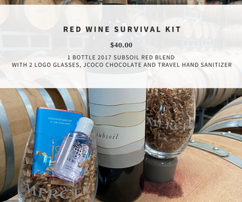 Red Wine Survival Pack