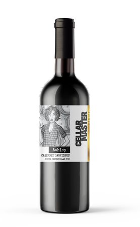 2018 Ashley Cellar Master Cab Sauv