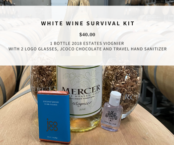 White Wine Survival Pack