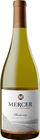 2018 Mercer Family Vineyards Chardonnay