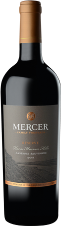 2018 Mercer Family Vineyards Reserve Cabernet Sauvignon