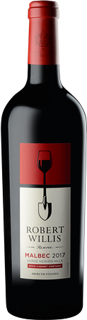 2017 Robert Willis Malbec